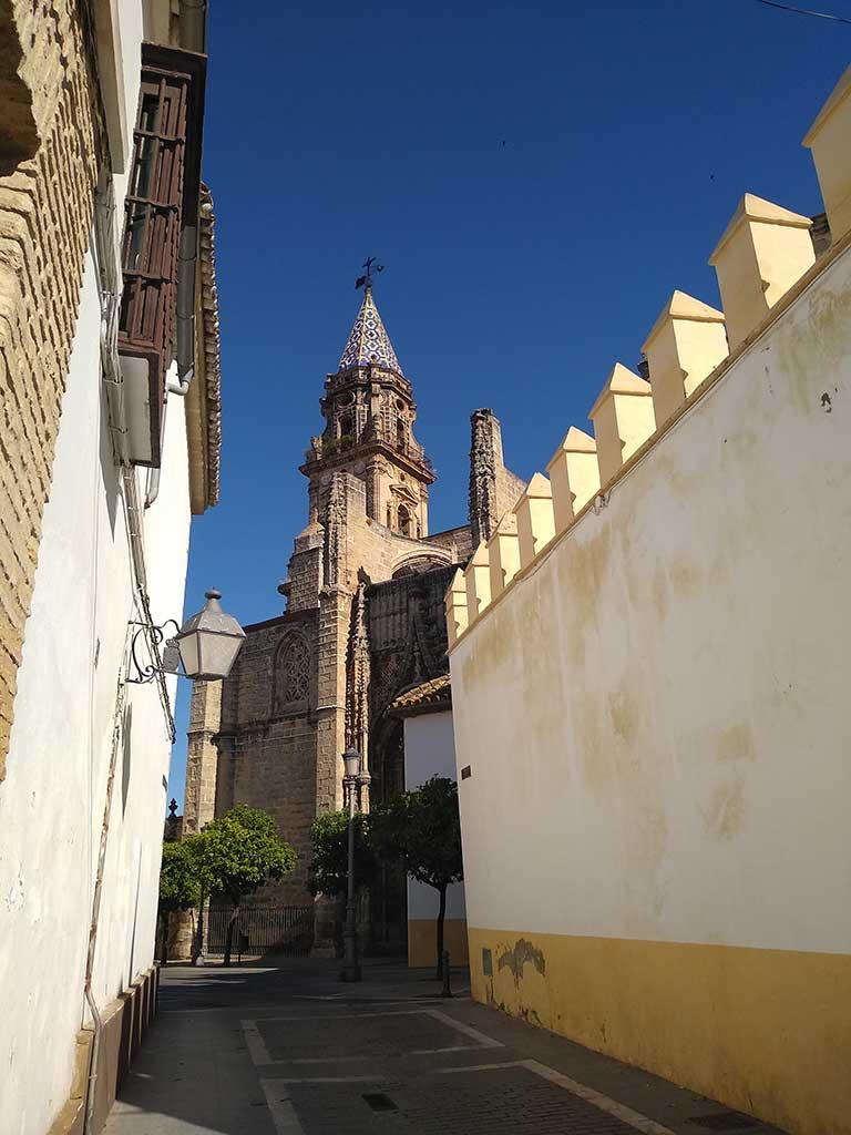 Barrio de San Miguel en Jerez