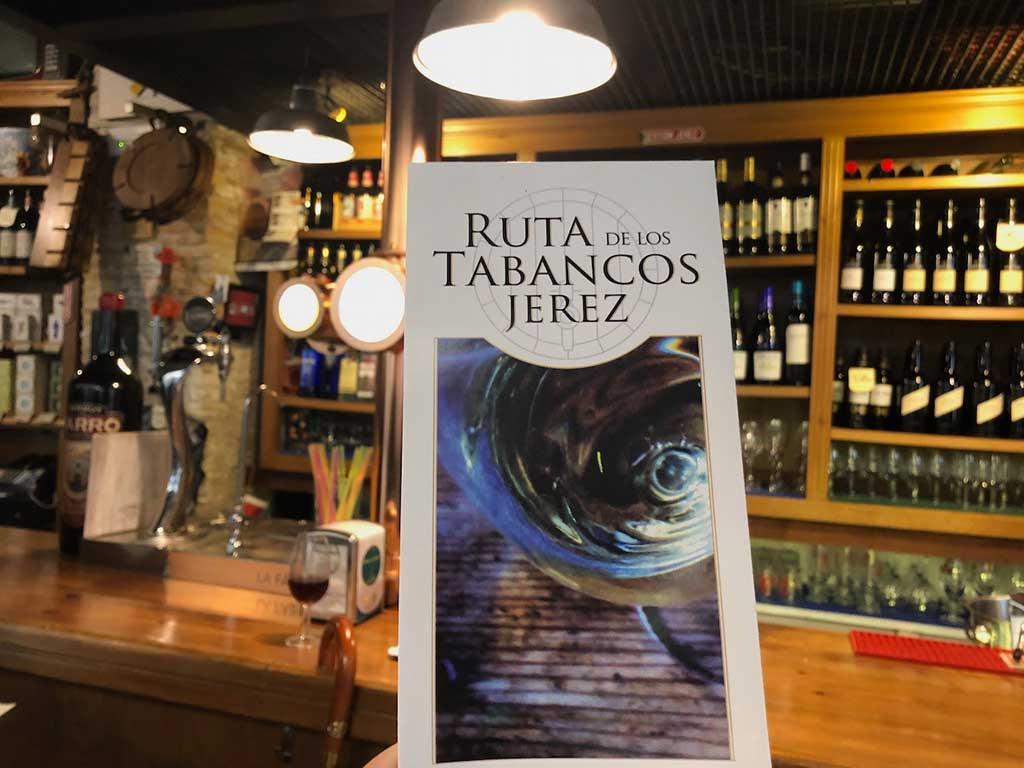 """Experiencia """"Tabancos de Jerez"""""""