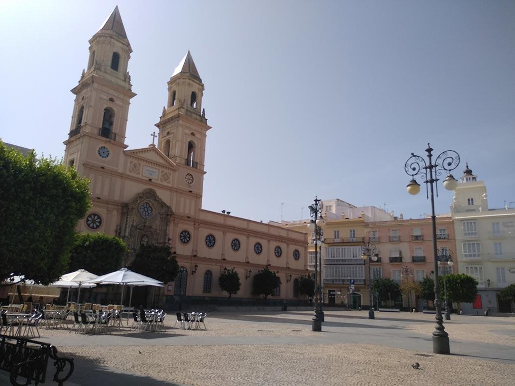 Turisteando Cádiz