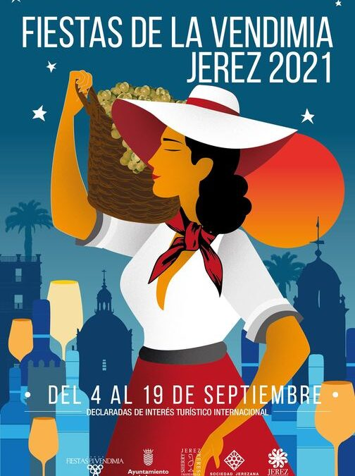 Fiestas de la Vendimia Jerez 2021